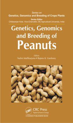 Genetics, Genomics and Breeding of Peanuts book cover