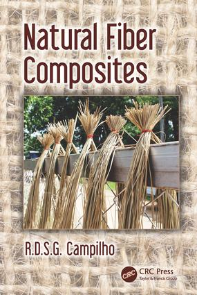 Natural Fiber Composites: 1st Edition (Hardback) book cover