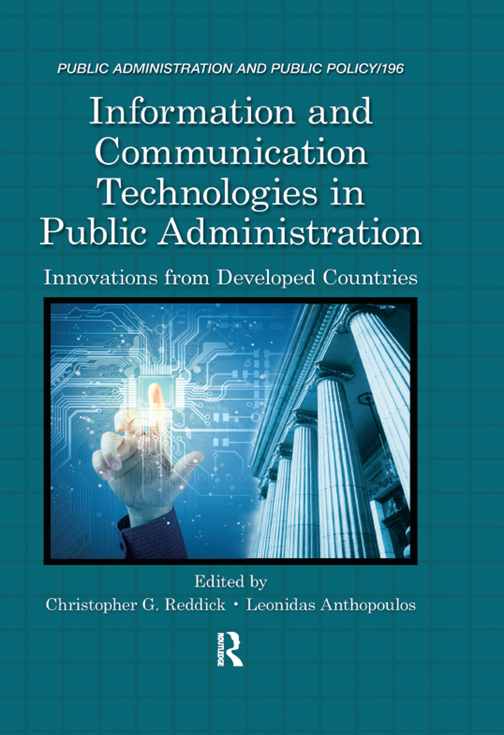 Information and Communication Technologies in Public Administration: Innovations from Developed Countries book cover