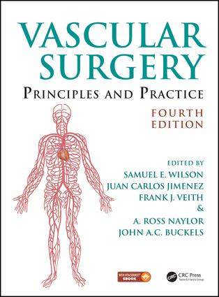 Vascular Surgery: Principles and Practice, Fourth Edition, 4th Edition (e-Book) book cover