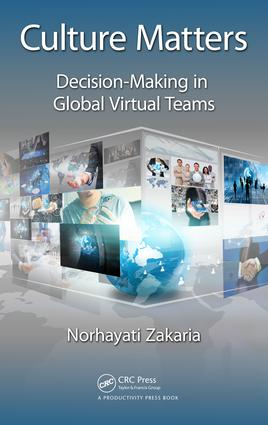 Culture Matters: Decision-Making in Global Virtual Teams, 1st Edition (Hardback) book cover