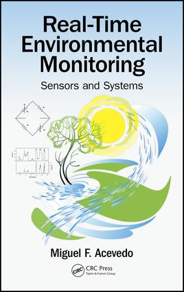 Real-Time Environmental Monitoring: Sensors and Systems book cover
