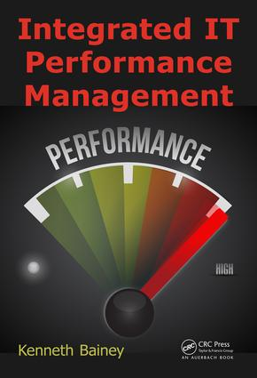 Integrated IT Performance Management: 1st Edition (Hardback) book cover