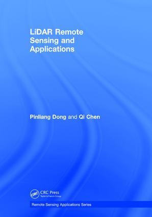 LiDAR Remote Sensing and Applications book cover
