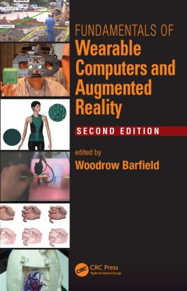 Fundamentals of Wearable Computers and Augmented Reality, Second Edition book cover