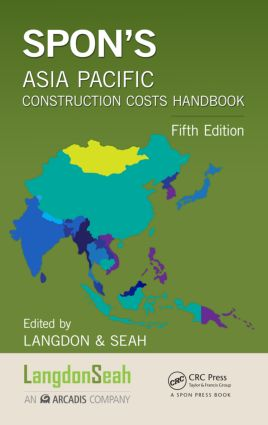 Spon's Asia Pacific Construction Costs Handbook: 5th Edition (Hardback) book cover