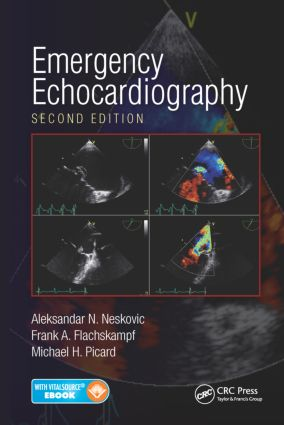 Emergency Echocardiography: 2nd Edition (Pack - Book and Ebook) book cover