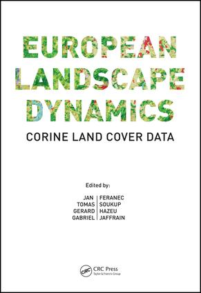 European Landscape Dynamics: CORINE Land Cover Data book cover