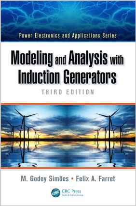 Modeling and Analysis with Induction Generators book cover