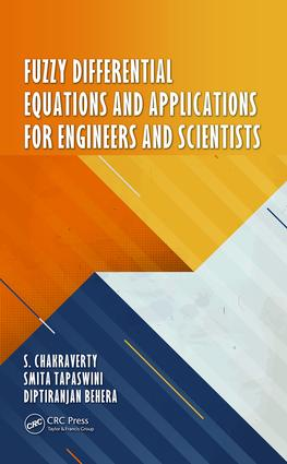 Fuzzy Differential Equations and Applications for Engineers and Scientists: 1st Edition (Hardback) book cover