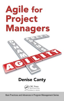 Agile for Project Managers: 1st Edition (Hardback) book cover