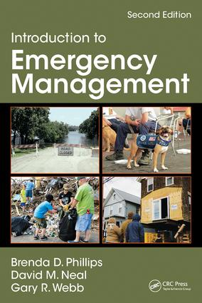 Introduction to Emergency Management book cover