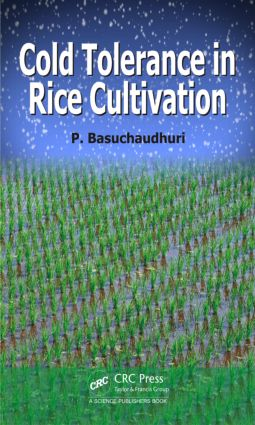 Cold Tolerance in Rice Cultivation: 1st Edition (Hardback) book cover