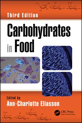 Carbohydrates in Food: 3rd Edition (Hardback) book cover