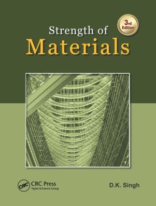 Strength of Materials, Third Edition: 3rd Edition (Hardback) book cover