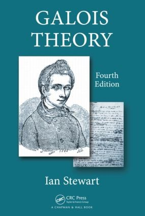 Galois Theory: 4th Edition (Paperback) book cover