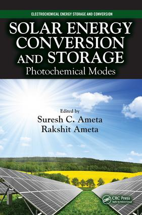 Solar Energy Conversion and Storage: Photochemical Modes, 1st Edition (Hardback) book cover