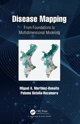 Disease Mapping: From Foundations to Multidimensional Modeling book cover