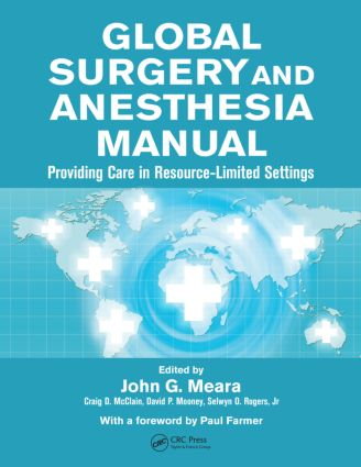 Global Surgery and Anesthesia Manual