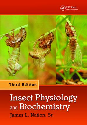 Insect Physiology and Biochemistry: 3rd Edition (Hardback) book cover