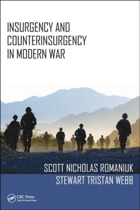 Insurgency and Counterinsurgency in Modern War book cover