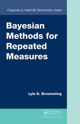 Bayesian Methods for Repeated Measures book cover
