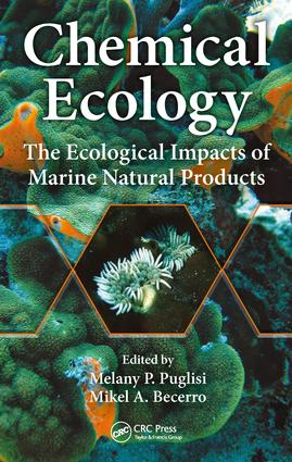 Chemical Ecology: The Ecological Impacts of Marine Natural Products, 1st Edition (Hardback) book cover