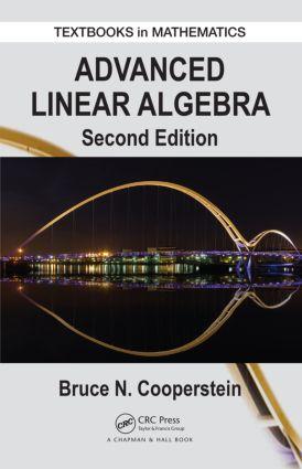 Advanced Linear Algebra, Second Edition book cover