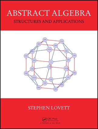 Abstract Algebra: Structures and Applications (Hardback) book cover