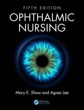 Ophthalmic Nursing: 5th Edition (Paperback) book cover
