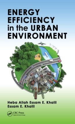 Energy Efficiency in the Urban Environment: 1st Edition (Paperback) book cover