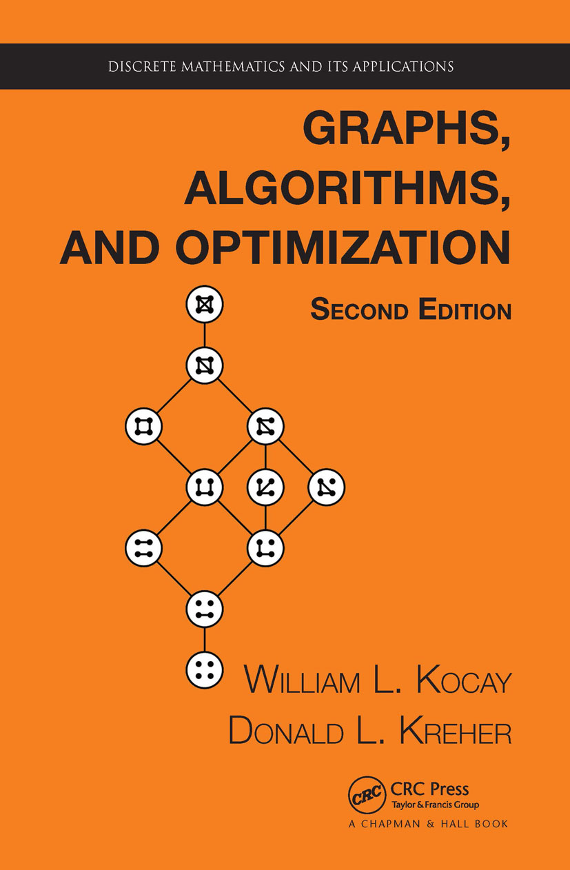 Graphs, Algorithms, and Optimization book cover