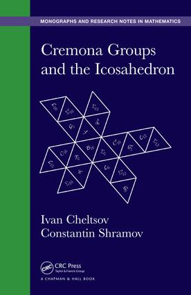 Cremona Groups and the Icosahedron: 1st Edition (Hardback) book cover