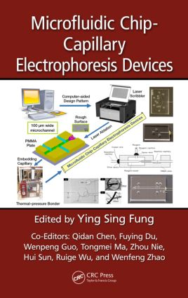 Microfluidic Chip-Capillary Electrophoresis Devices: 1st Edition (Paperback) book cover