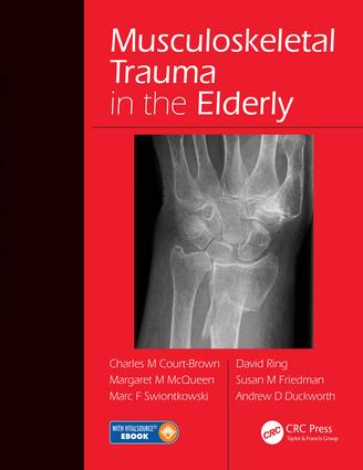 Musculoskeletal Trauma in the Elderly: 1st Edition (Pack - Book and Ebook) book cover