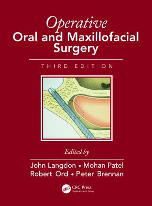 Operative Oral and Maxillofacial Surgery: 3rd Edition (Pack - Book and Ebook) book cover