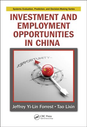 Investment and Employment Opportunities in China book cover
