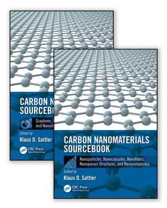 Carbon Nanomaterials Sourcebook, Two-Volume Set: 1st Edition (Hardback) book cover