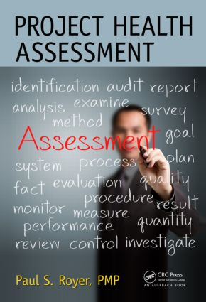 Project Health Assessment book cover