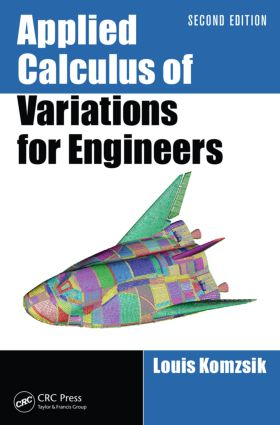Applied Calculus of Variations for Engineers: 2nd Edition (Hardback) book cover