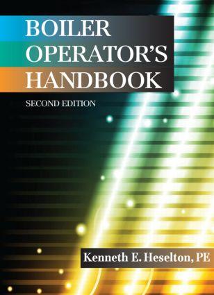 Boiler Operator's Handbook, Second Edition: 2nd Edition (Hardback) book cover