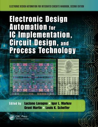 Electronic Design Automation for IC Implementation, Circuit Design, and Process Technology: 2nd Edition (Hardback) book cover