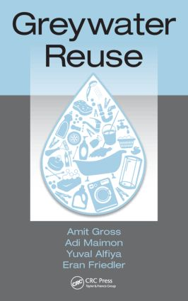 Greywater Reuse: 1st Edition (Hardback) book cover