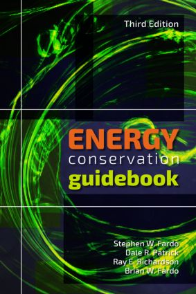 Energy Conservation Guidebook, Third Edition: 3rd Edition (Hardback) book cover
