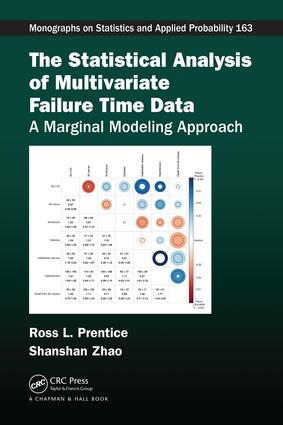 The Statistical Analysis of Multivariate Failure Time Data: A Marginal Modeling Approach book cover