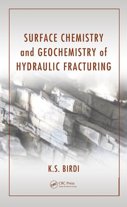 Surface Chemistry and Geochemistry of Hydraulic Fracturing book cover