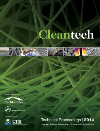 Clean Technology 2014: Energy, Renewables, Environment & Materials, 1st Edition (Paperback) book cover