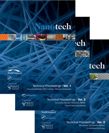Nanotechnology 2014: Technical Proceedings of the 2014 NSTI Nanotechnology Conference and Expo (Volumes 1-3), 1st Edition (Paperback) book cover