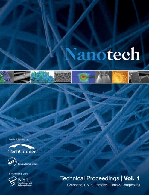 Nanotechnology 2014: Graphene, CNTs, Particles, Films & Composites Technical Proceedings of the 2014 NSTI Nanotechnolgy Conference and Expo (Volume 1), 1st Edition (Paperback) book cover