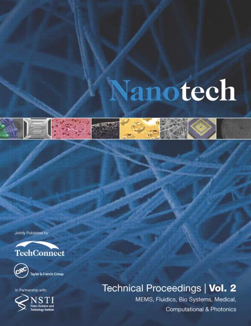 Nanotechnology 2014: MEMS, Fluidics, Bio Systems, Medical, Computational & Photonics Technical Proceedings of the 2014 NSTI Nanotechnology Conference and Expo (Volume 2), 1st Edition (Paperback) book cover
